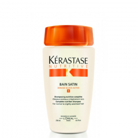 Plaukų šampūnas KERASTASE Nutritive Bain Satin 1 Shampoo 250ml