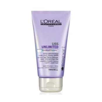 Plaukų kremas su termoapsauga L'Oreal Liss Unlimited Keratinoil Comlex Thermo-Cream 150ml