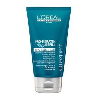 Kremas pažeistiems plaukams L'Oreal Professionnel Expert Serie Pro-Keratin Refill Blow-Drying Cream 150ml