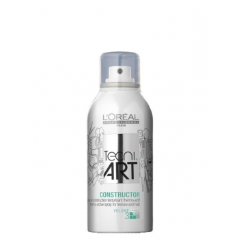 Termoapsauginis purškiklis plaukams L'Oreal Professionnel Tecni ART Constructor Thermo-Active Spray (3) 150ml