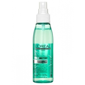 Purškiklis plaukų apimčiai L'Oreal Professionnel Expert Serie Volumetry Anti-Gravity Volumizing Root Lift Spray 125ml