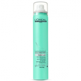 Sausas purškiklis-pudra plaukams L'Oreal Professionnel Expert Serie Volumetry Powder Fresh SOS Refreshing Spray 78ml