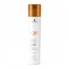 Schwarzkopf Bonacure Time Restore Q10 atkuriamasis šampūnas plaukams su Q10