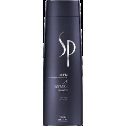 Wella SP Men Refresh Shampoo šampūnas gaivinantis galvos odą