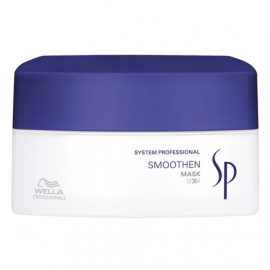 Kaukė glotninanti plaukus Wella SP Smoothen Mask 200 ml