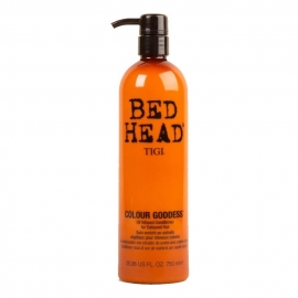 Kondicionierius dažytiems plaukams Tigi Bed Head Colour Goddess Conditioner 750 ml