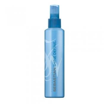 Blizgesio suteikianti plaukų formavimo priemonė SEBASTIAN Shine Define 200ml