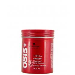 Schwarzkopf OSiS Thrill (3) skaidulinė, pluoštinė modeliavimo guma plaukams