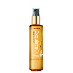 MATRIX Biolage Exquisite Oil Moringa Oil aliejus atnaujinantis plaukus su Moringų aliejumi