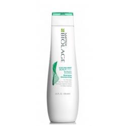 MATRIX Biolage ScalpSync Cooling Mint Shampoo šampūnas linkusiems riebaluotis plaukams
