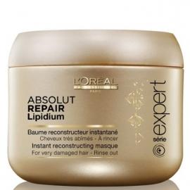 L'Oreal Professionnel Absolut Repair Lipidium labai pažeistų plaukų kaukė