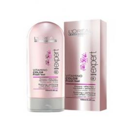 L'Oreal Professionnel Vitamino Color Fresh Feel apsauginė kaukė dažytiems plaukams