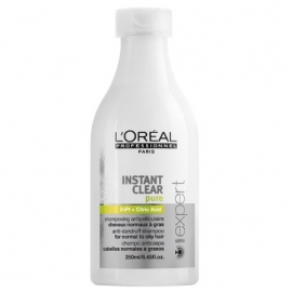L'Oreal Professionnel Instant Clear pure riebaluotis linkusių plaukų šampūnas