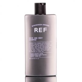 REF Hair & Body Wash plaukų ir kūno šampūnas vyrams