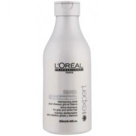 L'Oreal Professionnel Expert Serie Silver Shampoo šampūnas šviesiems, žiliems plaukams