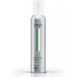 LONDA Enhance It Mousse Flexible (1) putos plaukams