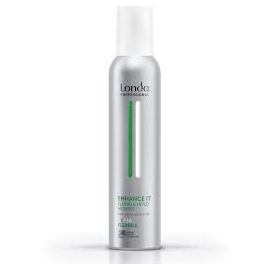 Plaukų putos LONDA Enhance It Mousse Flexible 1 250 ml