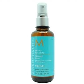Moroccanoil Glimmer Shine priemonė suteikianti plaukams blizgesio
