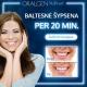 ORALGEN NuPearl Pažangus dantų balinimo rinkinys be peroksido