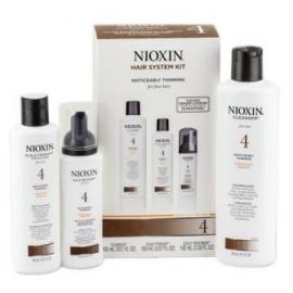 Nioxin System 4 Starter Kit rinkinys nuo plaukų slinkimo