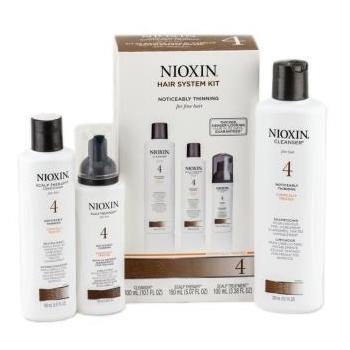 Nioxin System 2 Starter Kit rinkinys rinkinys nuo plaukų slinkimo