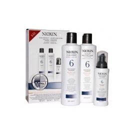 Nioxin System 6 Starter Kit XXL rinkinys nuo plaukų slinkimo
