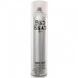 TIGI Bed Head Hard Hairspray lakas plaukams
