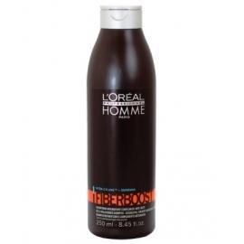L'oreal Professionnel Homme Fiberboost Shampoo šampūnas ploniems plaukams