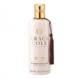 Grace Cole Oud Accord & Velvet Musk kūno losjonas 300ml