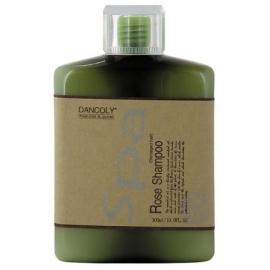 Dancoly SPA ROSE SHAMPOO šampūnas pažeistiems plaukams