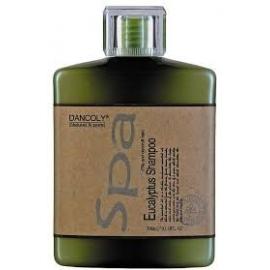 Dancoly SPA EUCALYPTUS SHAMPOO šampūnas riebiems pleiskanotiems plaukams