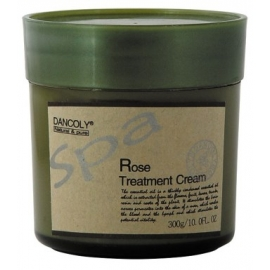 Dancoly SPA ROSE TREATMENT CREAM aromatinis kremas-kaukė