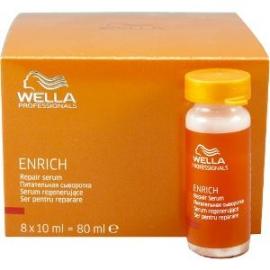 Wella ENRICH REPAIR SERUM serumas atstatantis plaukų struktūrą