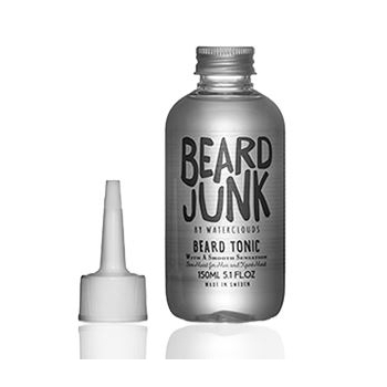 Beard Junk by Waterclouds Wash šampūnas barzdai