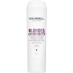 Goldwell Dualsenses Blondes and Highlights Kondicionierius nuo plaukų gelsvėjimo