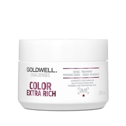Goldwell Dualsenses Color Extra Rich Intensive Treatment dažytų plaukų kaukė
