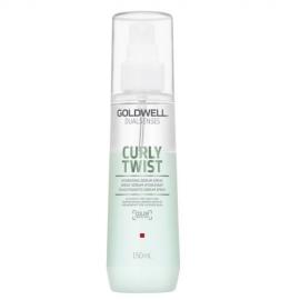 Goldwell Dualsenses Curly Twist Dvifazis purškiamas serumas plaukams