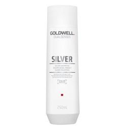 Goldwell Dualsenses Refining Silver Šampūnas žiliems ir šviesintiems plaukams