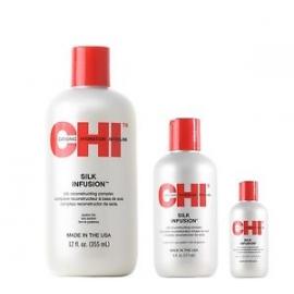 CHI Silk Infusion šilkas plaukams
