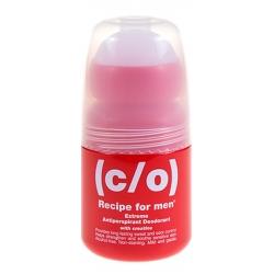 C/O Recipe for men rutulinis dezodorantas antiperspirantas