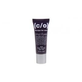 C/O Recipe for men tamsius ratilus ir paburkimą mažinantis paakių gelis