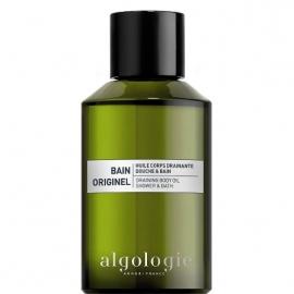 Algologie Drenuojantis kūno dušo ir vonios aliejus DRAINING BODY OIL - BATH AND SHOWER