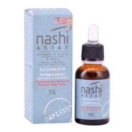 Nashi Argan Capixyl 5% serumas slenkantiems plaukams