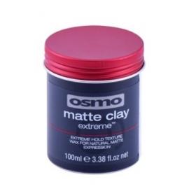 Osmo Matte Extreme plaukų formavimo molis