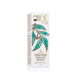Australian Gold® Botanical SPF 50 losjonas veidui