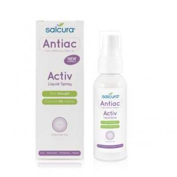 Salcura Antiac Activ purškalas nuo spuogų