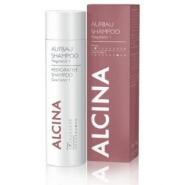 ALCINA VOLUMEN SHAMPOO apimties suteikiantis šampūnas