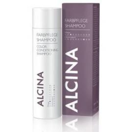 ALCINA FARBPFLEGE SHAMPOO spalvą tausojantis dažytų plaukų priežiūros šampūnas