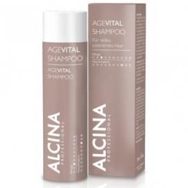 ALCINA AGEVITAL SHAMPOO šampūnas brandiems dažytiems plaukams