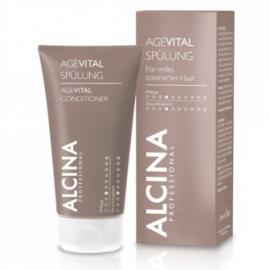 ALCINA AGEVITAL CONDITIONER kondicionierius brandiems dažytiems plaukams